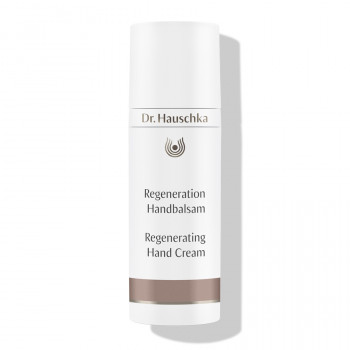 Dr. Hauschka Regenerating Hand Cream - natural cosmetics