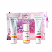 Limited Edition Nurturing Rose Skin Care Kit