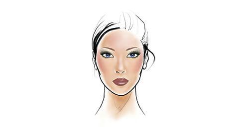 Make-up tip Dr.Hauschka Look Glamorous Glow