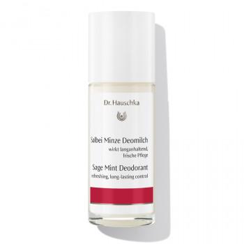 Dr.Hauschka Sage Mint Deodorant, free from aluminium