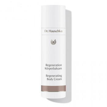 Dr. Hauschka Regenerating Body Cream - natural cosmetics
