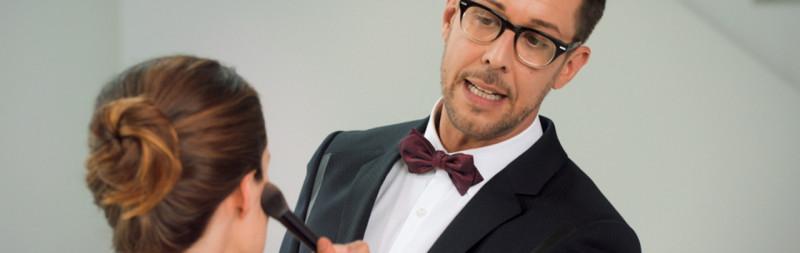 Dr.Hauschka: Tips from international make-up artist Karim Sattar