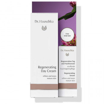 Dr.Hauschka Regenerating Day Cream with gift