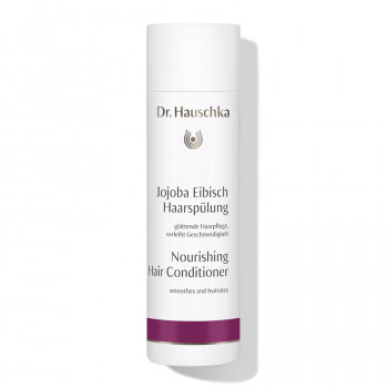 Dr. Hauschka Nourishing Hair Conditioner, silicone-free natural cosmetics