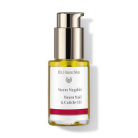 Dr. Hauschka Neem Nail & Cuticle Oil - strengthening nail treatment - natural cosmetics