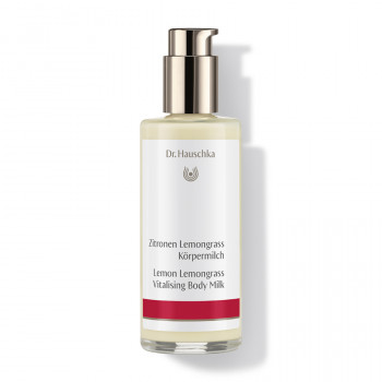 Dr. Hauschka Lemon Lemongrass Vitalising Body Milk
