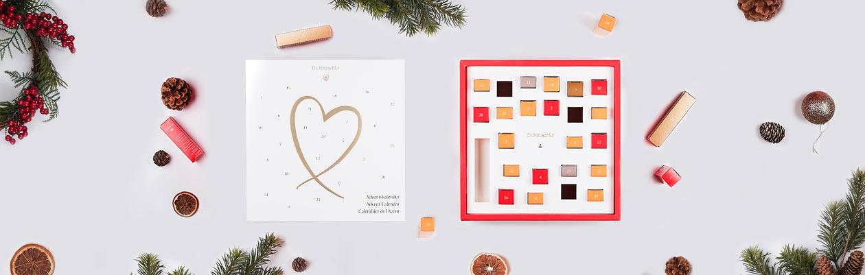 Dr.Hauschka Christmas Calendar 2019