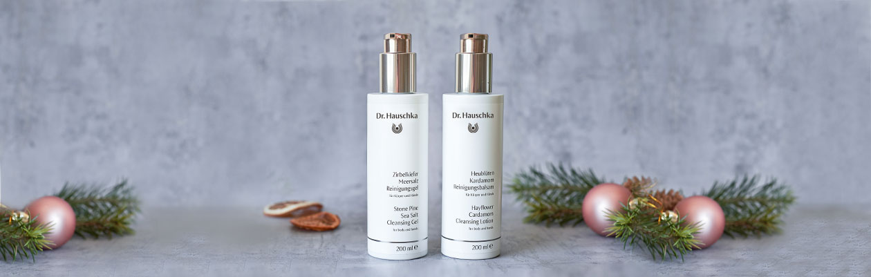 Dr. Hauschka Cleansing gel for body & hands