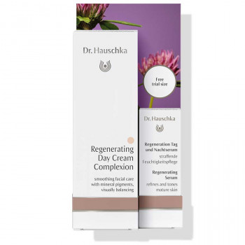 Dr.Hauschka Regenerating Day Cream Complexion with gift