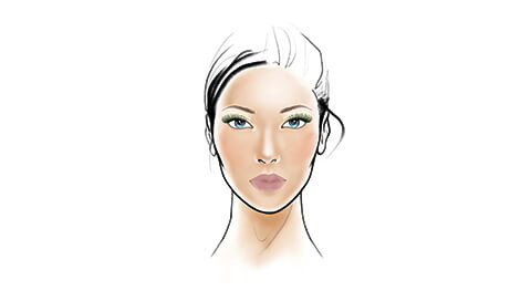 Make-up tip Dr. Hauschka Look Natural Glow