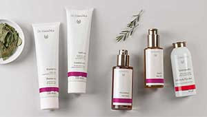 Dr. Hauschka hair care