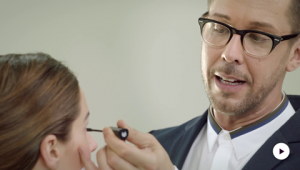Dr. Hauschka Tutorial: Wow Lashes